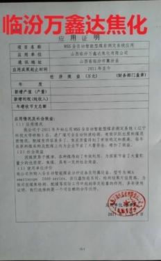 Linyi Wanxinda Coking