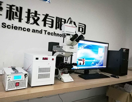 Environmental safety precautions for metallographic microscope use